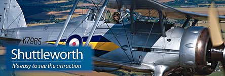 Shuttleworth - It's Easy to See the Attraction