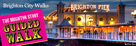 Brighton City Walks - The Brighton Story