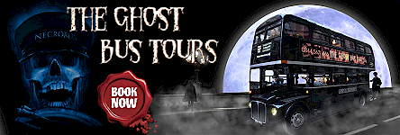 The Ghost Bus Tours - Book Now