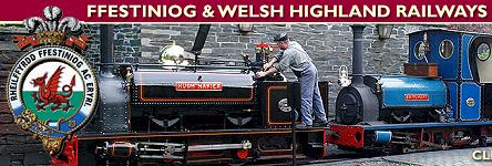 Ffestiniog & Welsh Highland Narrow Gauge Railways