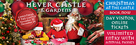 Link to Christmas at the Hever Castle