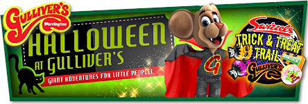 Halloween at Gulliver's - Trick & Treat Trail