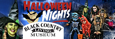 Black Country Living Museum - Halloween Nights
