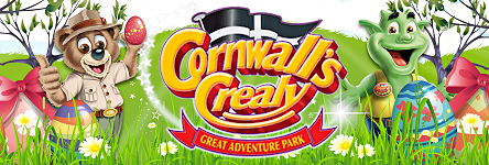 Link to Cornwall's Crealy - Great Adventure Park